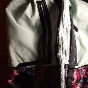 small preloved cute duffel bag